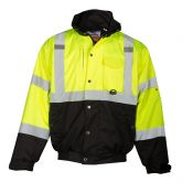 Coat Bomber Ripstop Lime Class 3