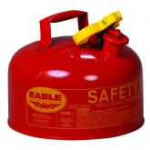 RED SAFETY GAS CAN